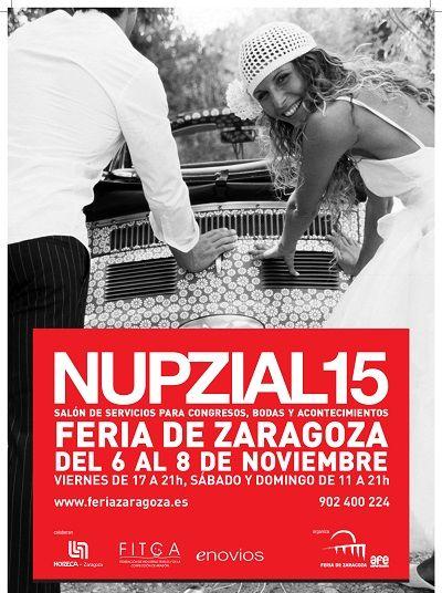 Hotel barato en Zaragoza para acoger el Salón Nupcial - http://www.turistasenviaje.com/hotel-barato-en-zaragoza-para-acoger-el-salon-nupcial/ El 6 de noviembre comenzó la feria del Salón Nupcial, donde los agentes vinculados a eventos del rubrode bautizos, bodas, comuniones y de la organización de actos se reúnen para estar a la última de las novedades en este sector.Estos agentes buscan un hotel barato en Zaragoza para alojar a todo...