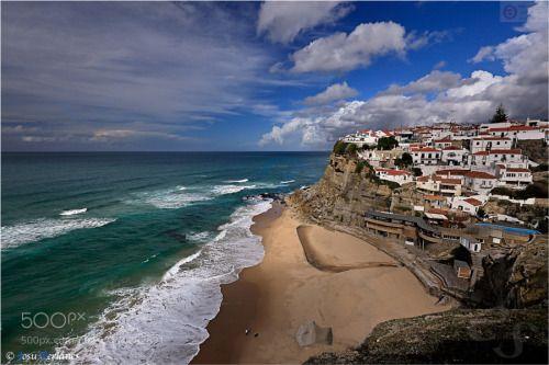 Litoral Portugués by JosuPerianes  Seascape Ocean Paisaje Oceano atlantico JosuPerianes