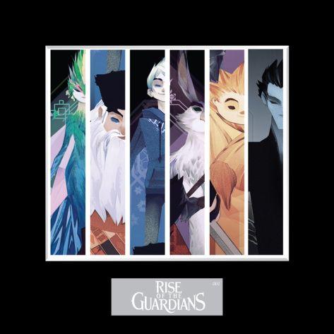 Rise of the Guardians: Guardians