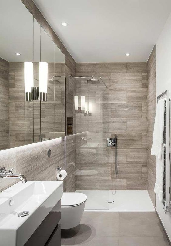 20 Accommodate In Different Bathroom Decors In 2020 Bathroom Design Small Small Bathroom Makeover Modern Bathroom