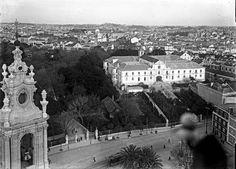 Lisboa de Antigamente: Igreja e Antigo Convento de Nossa Senhora da Estre...