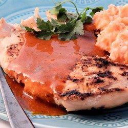 Mustard BBQ Sauce - Allrecipes.com #MyAllrecipes #AllrecipesAllstars #AllrecipesFaceless