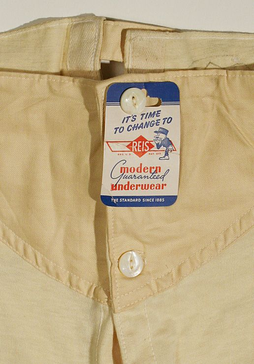 Thermal Clothing  Vintage French  Under Protection