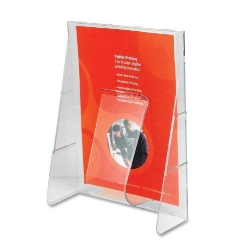 """Deflect-O Corporation Literature Rack, Magz Size, 1 Pkt, 9-1/8""""x2-3/4""""x11-3/4"""", CL SKU-PAS953353 by Deflect-O. $34.01. 100% SATISFACTION GUARANTEED. Allof theproductsshowcased throughoutare100%OriginalBrand Names.. Please refer to the title for the exact description of the item. Deflect-O Corporation Literature Rack, Magz Size, 1 Pkt, 9-1/8""""x2-3/4""""x11-3/4"""", CLConvenient display rack with single pocket is designed for magazines, pamphlets and brochures. Clear ho..."""
