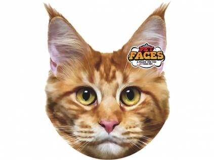 Kissen & KissenbezügePet Faces Kissen Katze: Maine Coon -50 cm-
