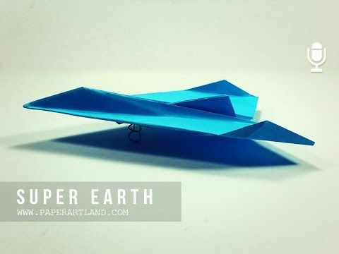Cool Paper Airplane Let S Make A Plane That Flies Fast