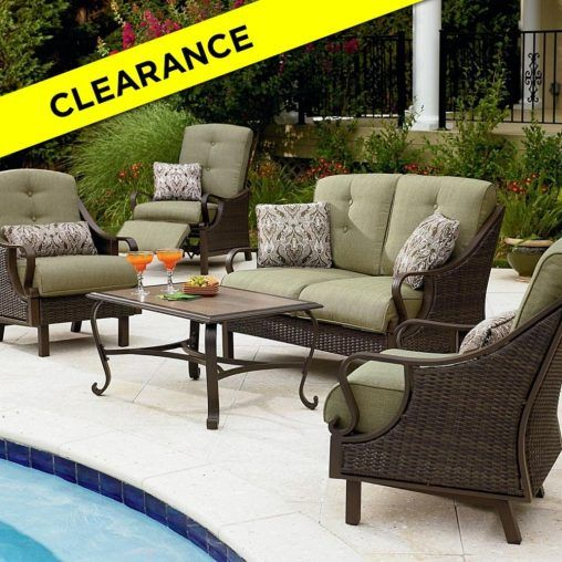 Home Depot Patio Dining Sets Clearance, Outdoor Seating Furniture Clearance