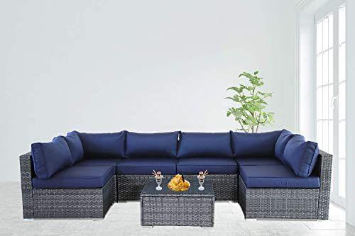 new patio furniture garden grey pe