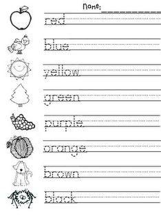 writing english for kidz pdf