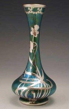 vasos tiffany de louis comfort - Pesquisa Google