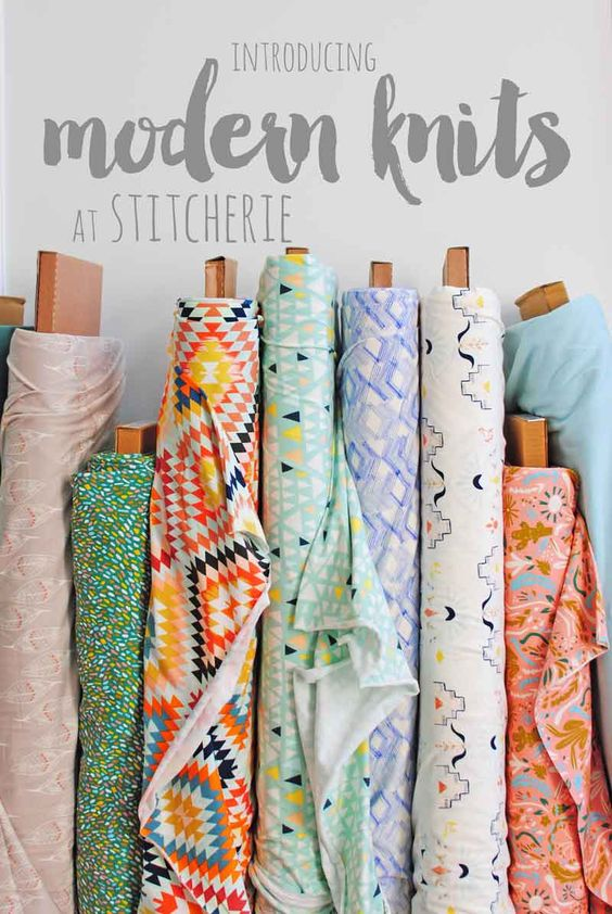 Trendy kids crafting and chic nursery on pinterest for Fabric for kids clothes