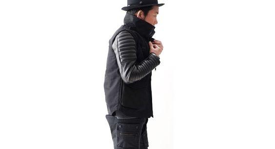 Multi sleeves Jacket // Roars Original