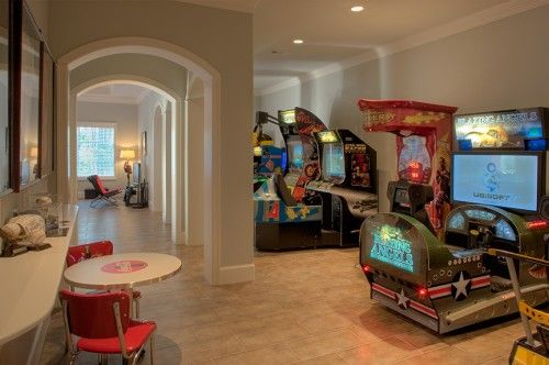 Need to build an addition to the house to make room for my awesome arcade.