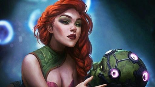 Poison Ivy Injustice 2 Poison Ivy Poison Ivy Character Female Villains