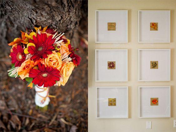 Methods, Tips + Ideas to Preserve Your Wedding Bouquet