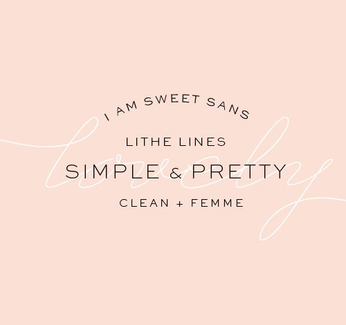 Sweet Sans