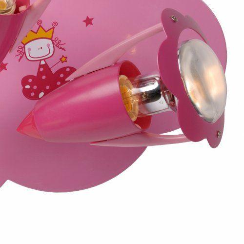 kinderlamp - Lucide Pinky Ceiling Light  Kinderlampen  Pinterest ...