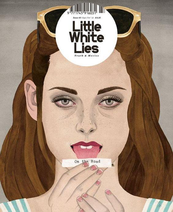 Design Culture | As ilustrações inspiradoras da revista internacional Little White Lies