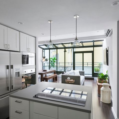Conservatory Kitchen Design Ideas, Pictures, Remodel, and Decor - page 12
