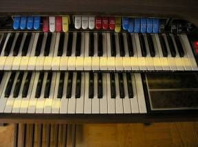 I learned to play on one of these