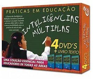 Celso Antunes Práticas em Educação - Inteligências Múltiplas