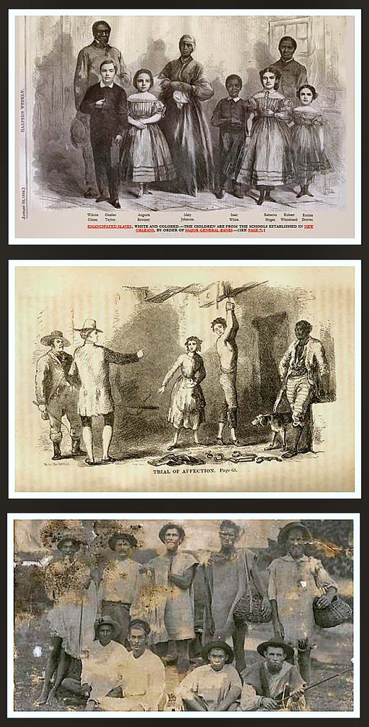 """The FIRST slaves imported into the American colonies were 100 WHITE CHILDREN. They arrived during Easter, 1619, FOUR MONTHS BEFORE THE ARRIVAL OF THE FIRST SHIPMENT OF BLACK SLAVES. Tens of thousands of convicts, beggars, homeless children and other """"undesirable"""" English, Scottish, and Irish lower class were transported to America against their will to the Americas on slave ships. YES SLAVE SHIPS..."""
