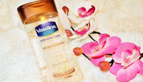 Hidratação (Produto) - Óleo em gel coco irradiante - Vaseline