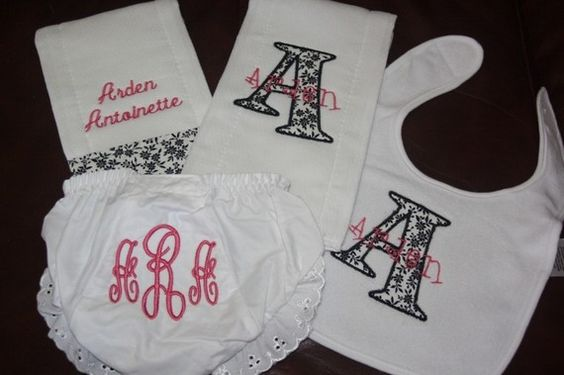 DIAPER COVER PANTIES Little Girls Personalized by jamiepowell, $9.00
