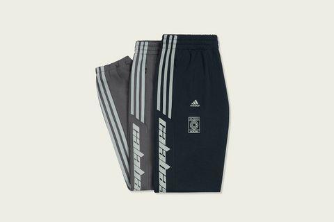 Kanye & adidas Reveal New Calabasas Track Pants | Sweat suit