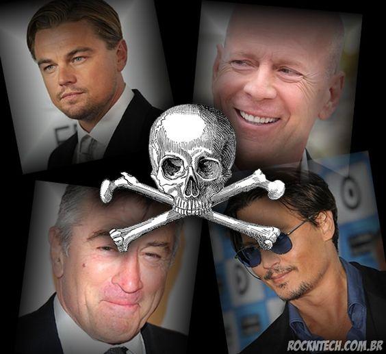 Zumbis de Hollywood: TOP 13 Atores que mais morreram em filmes e séries