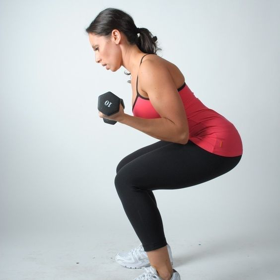 "A trainer friend of mine labeled arms, abs, and butt the ""chick trifecta.""  But I don't care what you call it, this workout will help you tighten and tone all three."