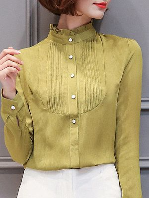 24 Elegant Blouses For Women outfit fashion casualoutfit fashiontrends