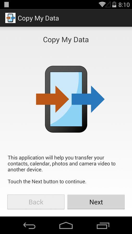 So Bringen Sie Die Daten Aufs Neue Smartphone Datenubertragung Smartphone Microsoft Office 365