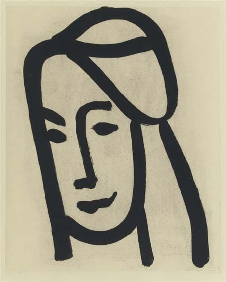 Henri Matisse, Bedouine on ArtStack #henri-matisse #art