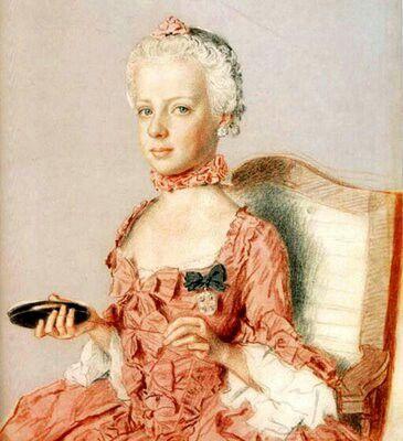 Archduchess Maria Antonia Josepha Johanna: