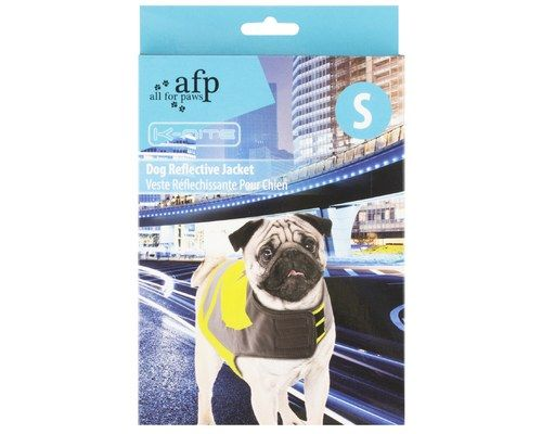 All For Paws Afp Dog Knite Reflective Jacket Small Jackets