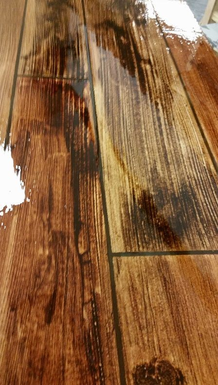Concrete Wood Resurfacing & Staining - Toledo, Ohio