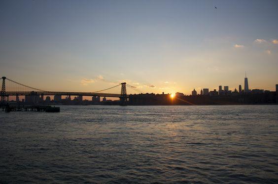doitbutdoitnow - 5 TIPPS FÜR DEINEN URLAUB IN NEW YORK - Sonnenuntergang - Williamsburg Bridge