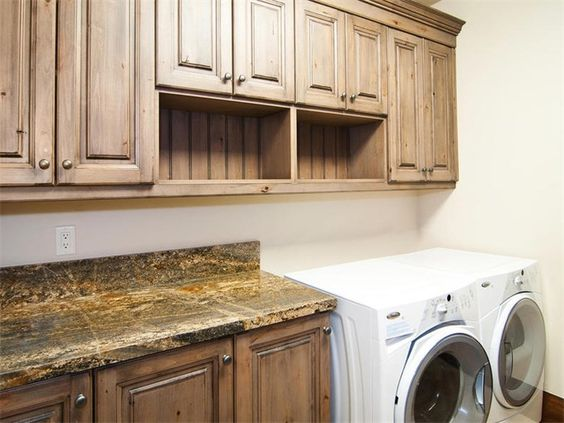 Laundry room in Park City, Utah