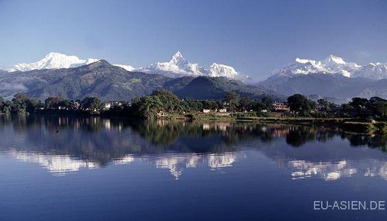 Trekking durch Nepal