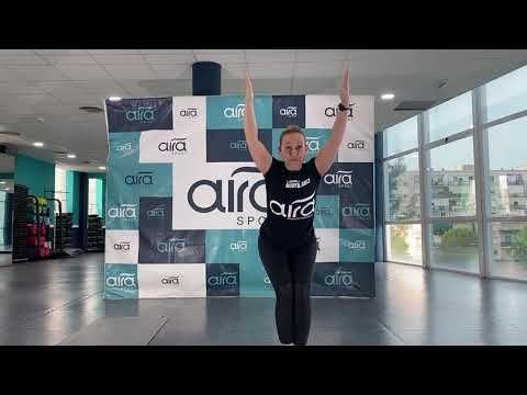Body Balance Online 1 Airaencasa By Rosa Youtube Body Pump Aretha Franklin Cuerpo
