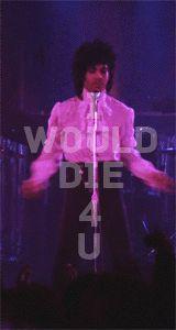Prince -I Would Die 4 U