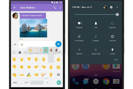 Daily Report: A New Android for a New Tech World Googles latest phone operating system reflects todays design values: Feedback speed personalization and something to hunger for. Technology Android (Operating System)