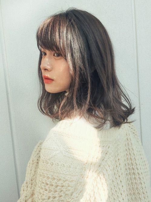 似合う髪型が必ず見つかる 最新 ミディアム ロング Style 20