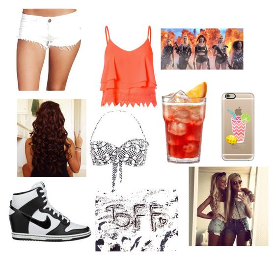 """Summer with My Main"" by cassi-guinn on Polyvore"