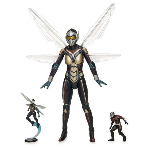 Ant-Man and the Wasp Marvel Select Ant-Man Action Figure Collector Edition