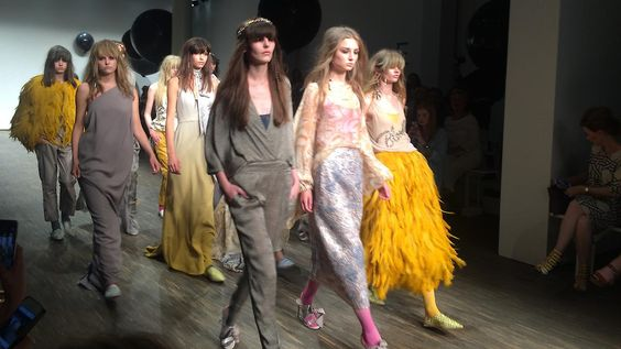 """Dawid Tomaszewski, Designer mit Herz: """"Blondie goes Marrakesh"""""""