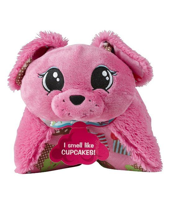 Take A Look At This Cupcake Scented Pup Pillow Pet Today Animal