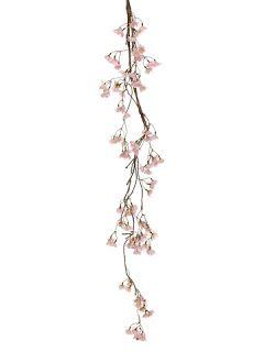 "A Cherry Blossom-Filled Wedding   HSB523    63"" Cherry Blossom Hanging Spray"