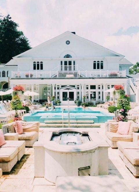 Happinessinpixels Dream House Exterior House Inspo Dream Home